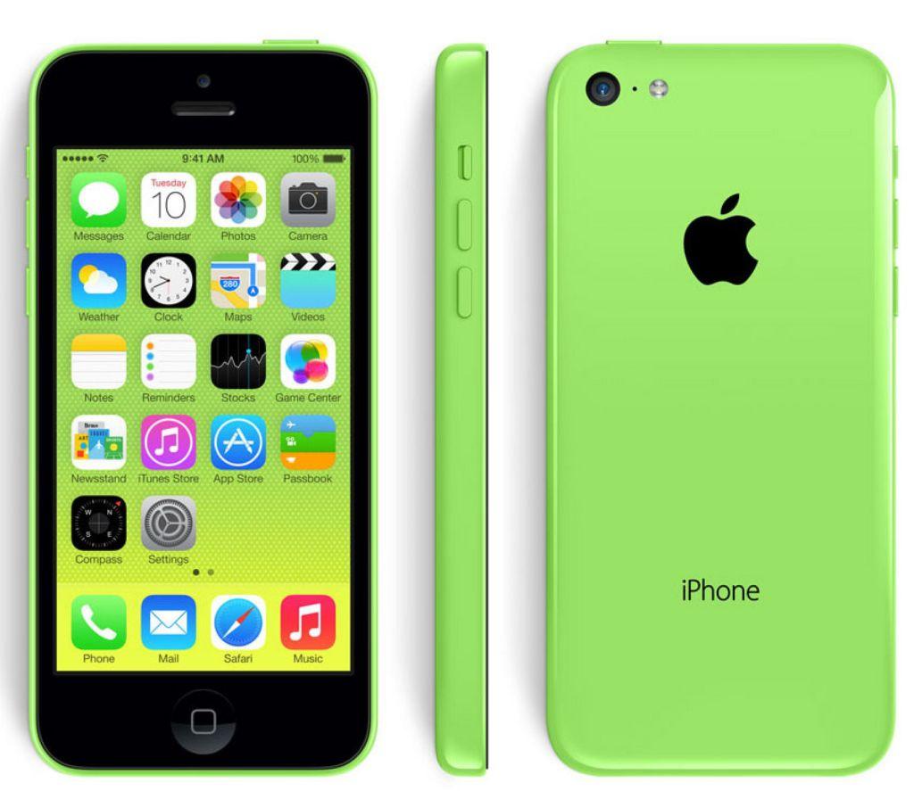 Apple lanza la versión pública de iOS 10.3 - green-iphone5c