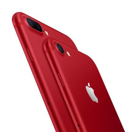 Lanzamiento del iPhone 7 y Plus (PRODUCT) RED en AT&T - iphone-7-y-iphone-7-plus-red-edicion-especial