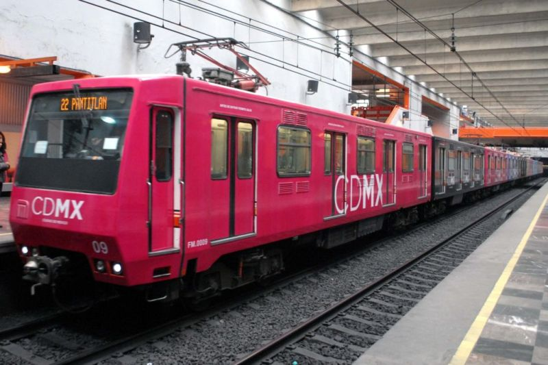 Wifi gratis en el metro de la CDMX - metro-cdmx-mx-800x533