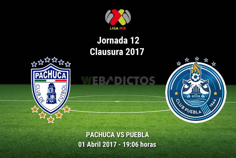 Pachuca vs Puebla, Fecha 12 del Clausura 2017 ¡En vivo por internet! - pachuca-vs-puebla-j12-clausura-2017