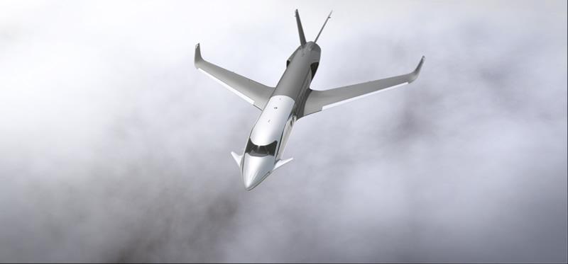 Conoce el HX1, un jet privado diseñado por Peugeot - peugeot-hx1-3