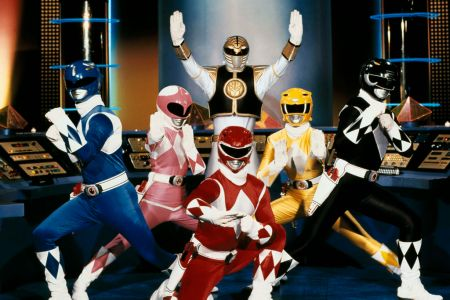 Twitch transmitirá las 23 temporadas de Power Rangers