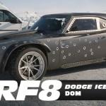 Rápidos y Furiosos 8 presenta su poster final - rapidos-y-furiosos-8-f8_dodge_ice_charger