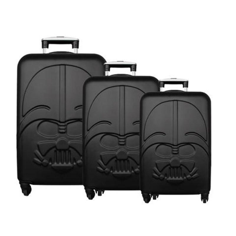 Ginga lanza juego de maletas con la imagen de Darth Vader - st17lu04-set_480x480-800x800