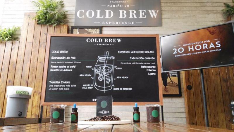 Starbucks Cold Brew, un nuevo café artesanal llega a México - starbucks-cold-brew_1-800x450