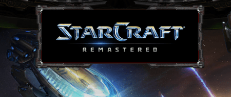 StarCraft: Remastered es lanzado por Blizzard