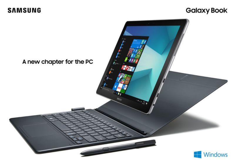 MWC 2017: Galaxy Book, una experiencia de una computadora personal y potente - tableta-2-en-1-galaxy-book-800x566