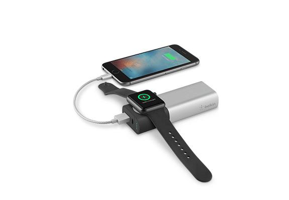 Nueva batería portátil: Valet Charger para Apple Watch + iPhone
