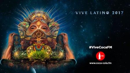 Ve el Vive Latino 2017 en vivo por Coca-Cola.FM y Twitter ¡Entérate!