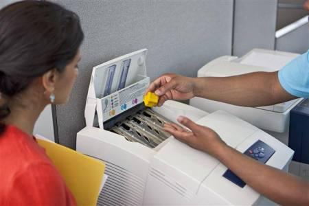 Xerox lucha contra la piratería en la CDMX e incautan cartuchos piratas
