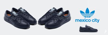 NG Garwen SPZL: adidas lanza edición limitada de los zapatos de Noel Gallagher