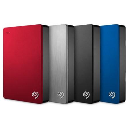 Unidad Backup Plus Portable, el disco duro portátil más potente del mundo