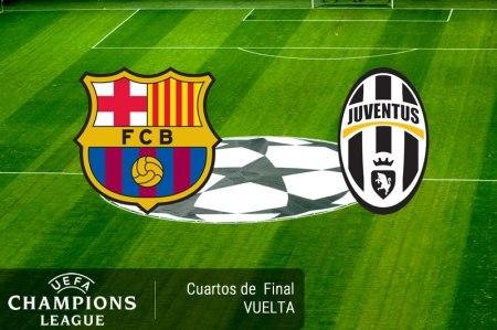 Barcelona vs Juventus, Champions League 2017 | Resultado: 0-0