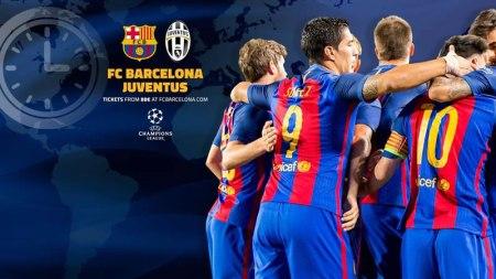 Horario Barcelona vs Juventus y en qué canal; Cuartos de Champions 2017
