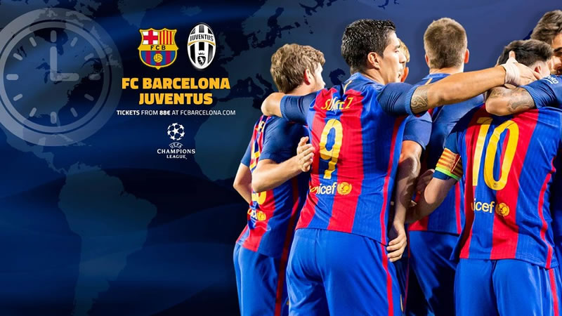 barcelona vs juventus horarios champions 2017 Horario Barcelona vs Juventus y en qué canal; Cuartos de Champions 2017