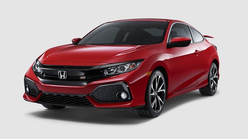civic si 2017 csc17 002 Conoce el nuevo Honda Civic Si 2017