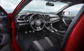 Conoce el nuevo Honda Civic Si 2017 - civic-si-2017-csc17_012