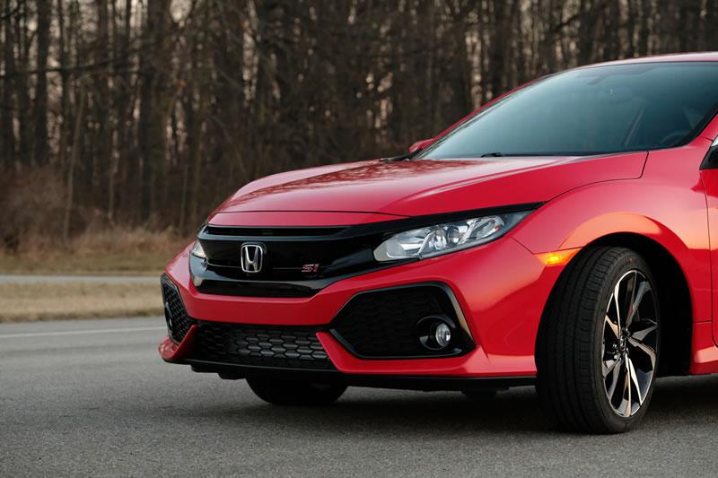 civic si 2017 rocket 01412 Conoce el nuevo Honda Civic Si 2017