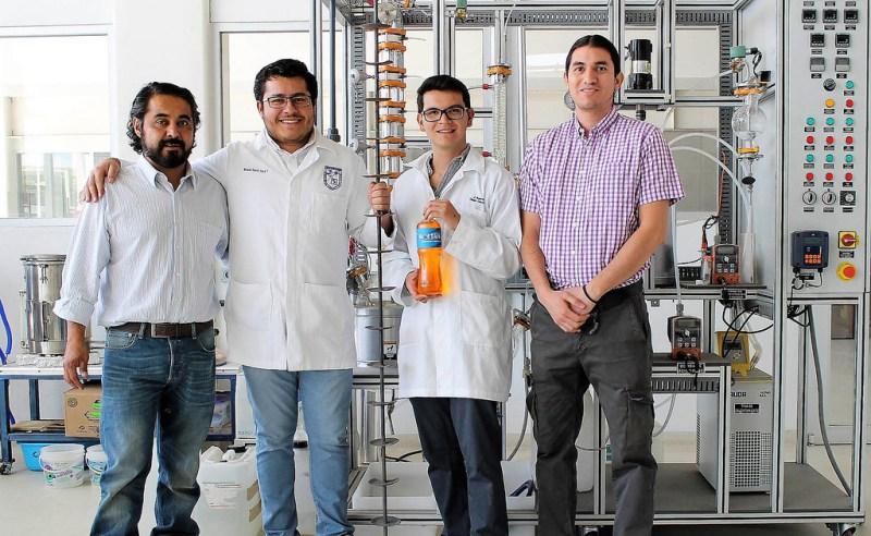 con azucares de desecho producen combustible automotriz 1 800x492 Investigadores mexicanos producen combustible automotriz con azúcares de desecho