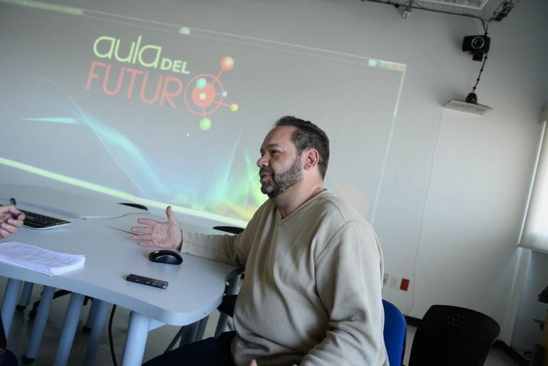 El Aula del Futuro es aplicada por la UNAM para enseñanza - el-aula-del-futuro-800x534