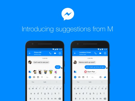Facebook Messenger presenta a M, su asistente virtual