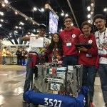 Concluyó el Mundial de FIRST Robotics con destacada participación mexicana - first-robotics-esmeralda
