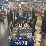Concluyó el Mundial de FIRST Robotics con destacada participación mexicana - first-robotics-lambot
