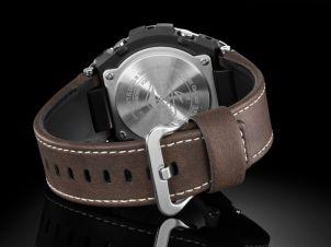 G-Shock por primera vez incorpora extensibles híbridos de piel en su línea G-STEEL - gst-s130l-1a_theme_5