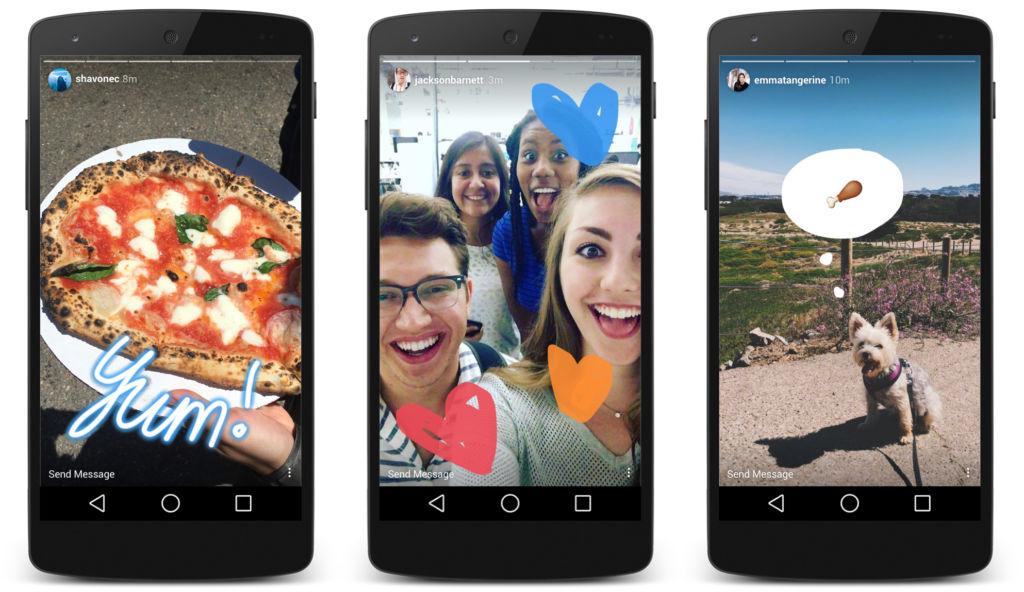 Instagram Stories es usada por 200 millones de personas diariamente - instagram-stories-main