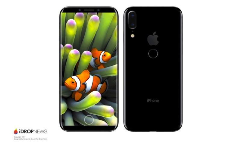 """""""iPhone Edition"""" sería el nombre del iPhone para celebrar los 10 años del smartphone - iphone-edition-idrop-news-1"""