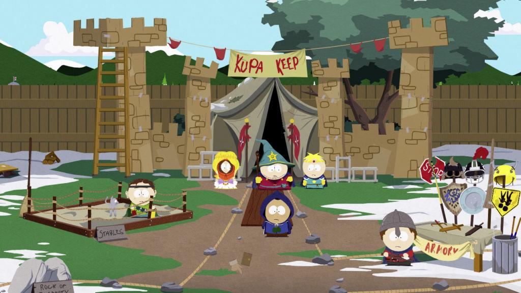 Cuatro juegos para revivir tu niño interior este mes - juegos-dia-del-nino-southpark