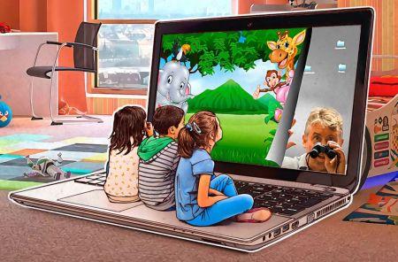 Día del Niño: Proteger a los niños de los peligros en Internet
