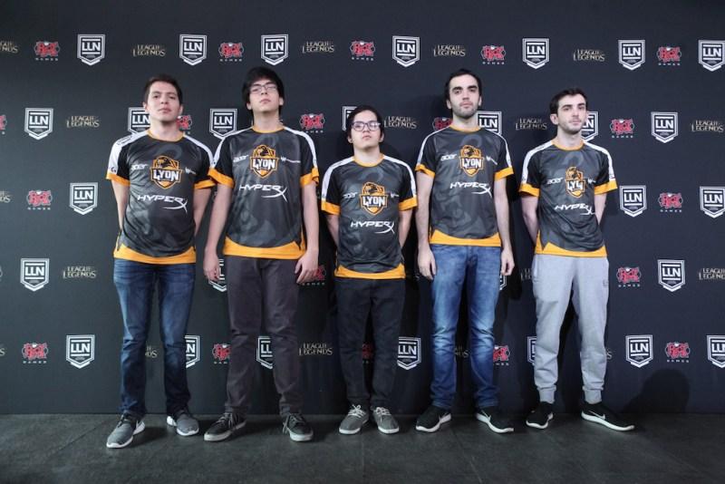 Lyon Gaming compite este fin de semana en el Mid Season Invitational - lyon-gaming-800x534