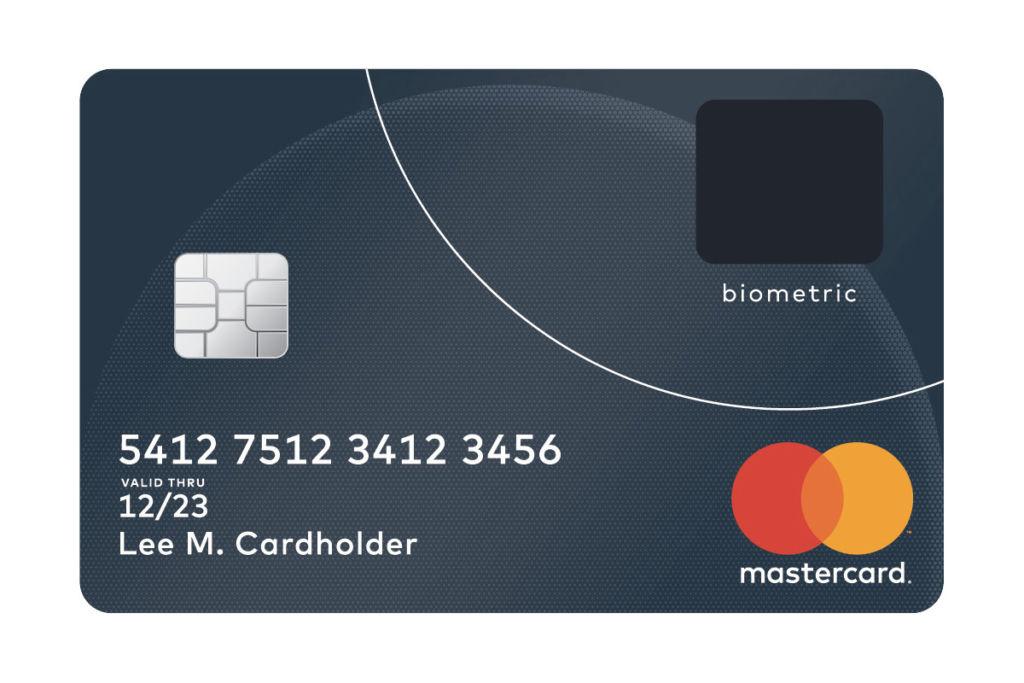 MasterCard presenta una tarjeta de crédito con lector de huellas dactilares - mastercard-fingerprint-card