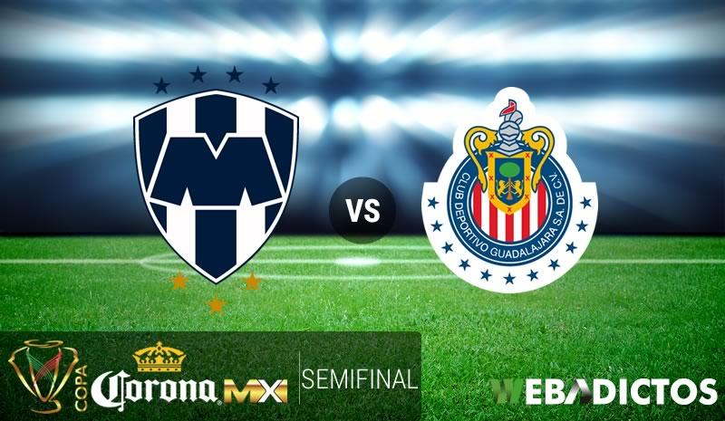 Monterrey vs Chivas, Semifinal Copa MX C2017 | Resultado: 1-2 - monterrey-vs-chivas-copa-mx-clausura-2017