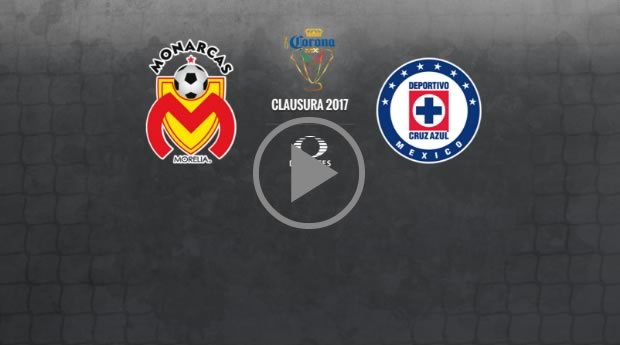 Morelia vs Cruz Azul, Semifinal Copa MX C2017   Resultado: 1-0 - morelia-vs-cruz-azul-semifinal-copa-mx-c2017-en-vivo