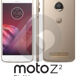 Aparece primera imagen del Moto Z2 Play