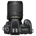 Nikon lanza la nueva cámara D7500 - nikon-d7500_18_140_top