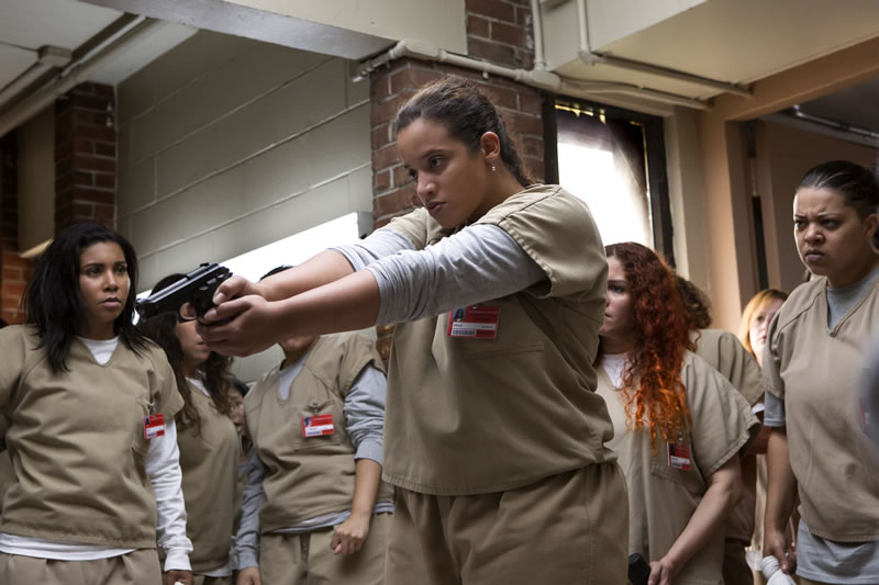Orange Is the New Black, el minuto más ¡EMOCIONANTE!