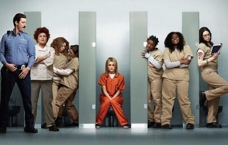 "orange is the new black promo art header e1370546569595 800x508 Hackers amenazan con filtrar próxima temporada de ""Orange Is the New Black"""