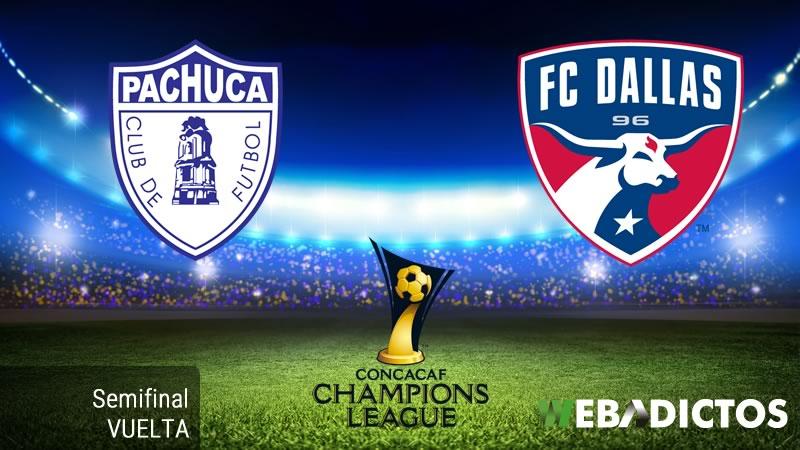 Pachuca vs Dallas, Semifinal Concachampions 2017   Resultado: 3-1 - pachuca-vs-dallas-semifinal-concachampions-2017