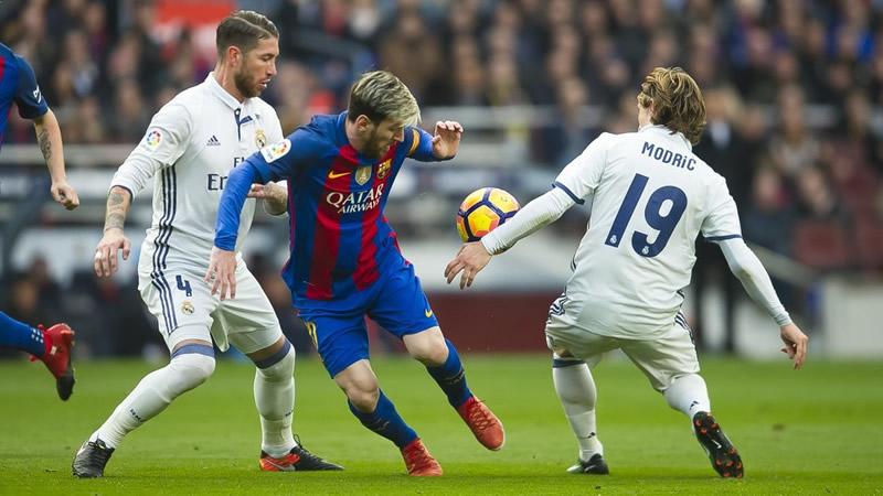 Real Madrid vs Barcelona 2017, Fecha 33 de La Liga   Resultado: 2-3 - real-madrid-vs-barcelona-2017-clasico