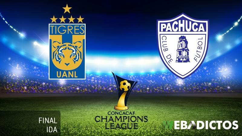 tigres vs pachuca final concachampions 2017 Tigres vs Pachuca, Final Concachampions 2017 | Resultado: 1 1