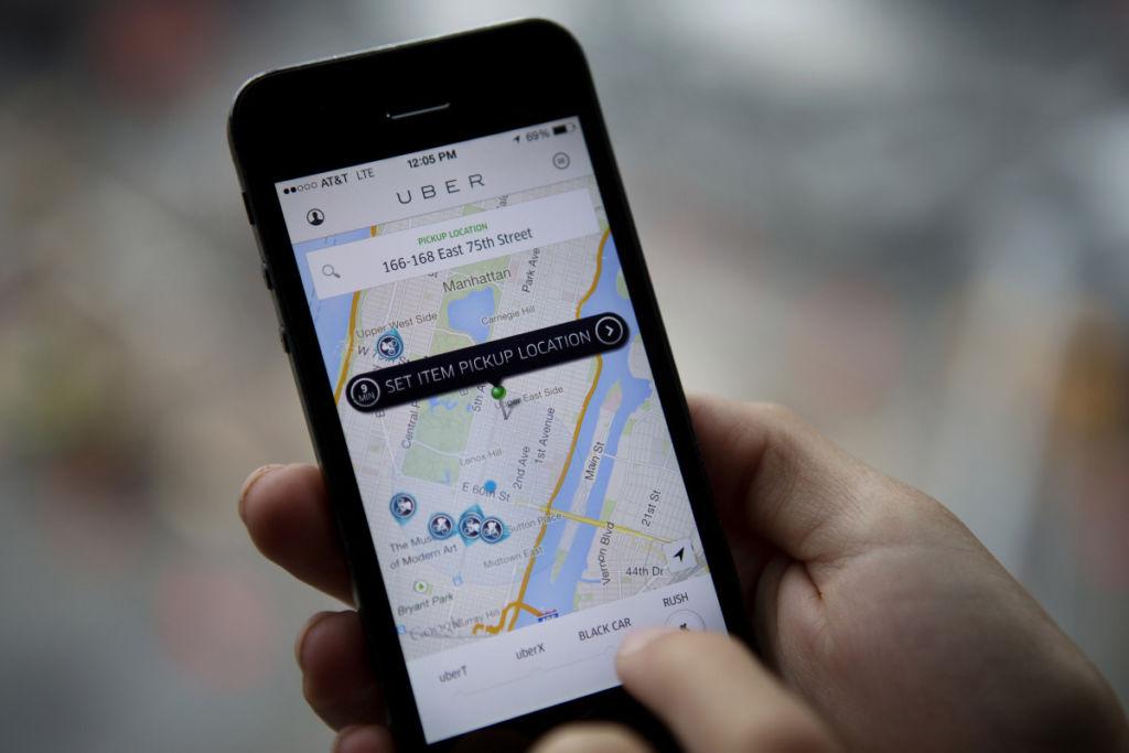 Uber y similares han ayudado a salvar vidas. - uber-app-iphone