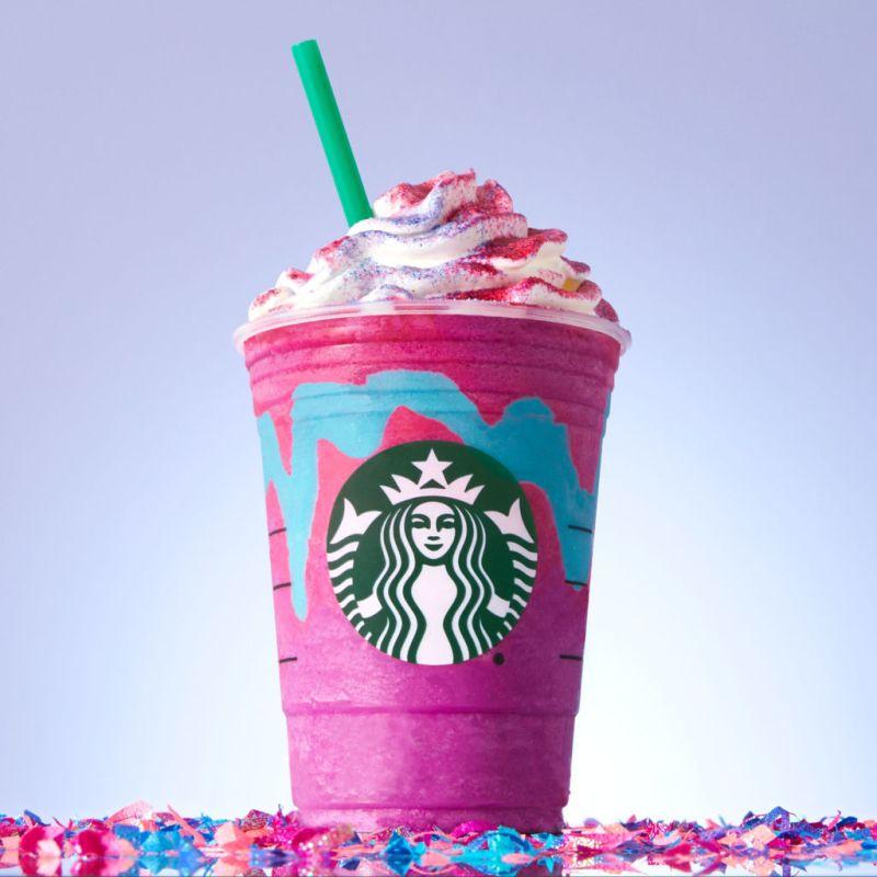 Starbucks lanza nueva bebida: Unicorn Frappuccino - unicorn-frappuccino-800x800