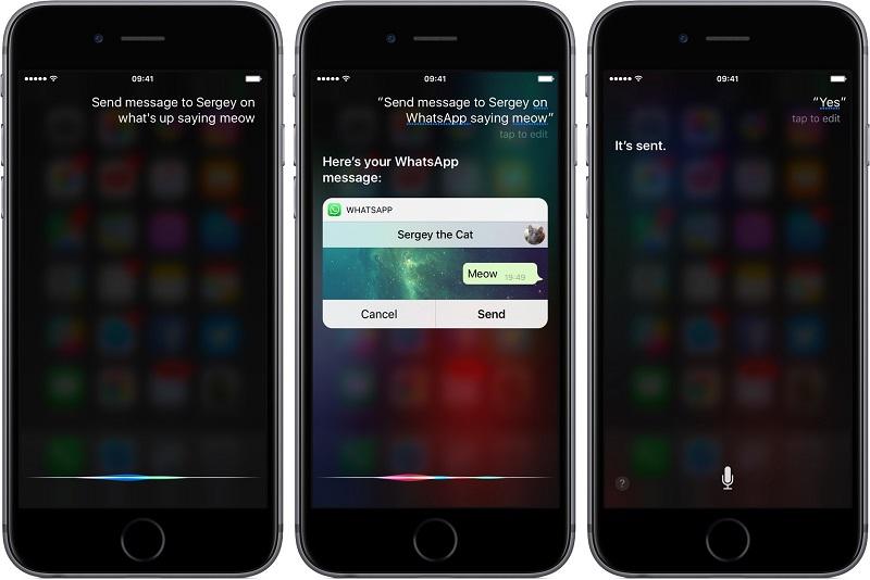 Siri ya puede leer tus mensajes de WhatsApp - whatsapp-2-16-for-ios-siri-integration-iphone-screenshot-001-800x534