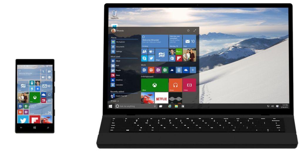 Windows 10 Cloud: estos serán sus requisitos - windows-10-mockup