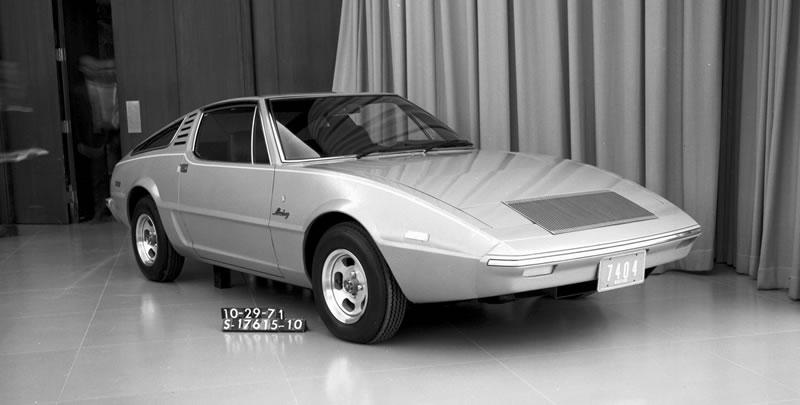 Los 10 modelos de Mustang que nunca se materializaron - 10-mustang-estudio-ghia-1971