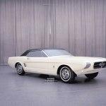 Los 10 modelos de Mustang que nunca se materializaron