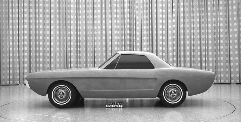 Los 10 modelos de Mustang que nunca se materializaron - 4-mustang-prototipo-cupecc822lugares-1964